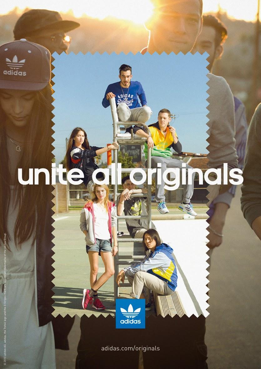 Natura tocino Calendario  The Essentialist - Fashion Advertising Updated Daily: Adidas Originals  Unite All Originals Advertising Campaign Spring/Summer 2013