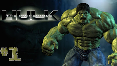 The Incredible Hulk Game PSP ISO For Android