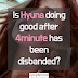 Is Hyuna doing good after 4minute has been disbanded?