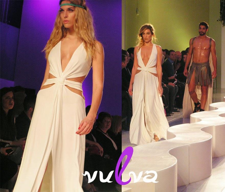 Vulva  H συλλογή της Kathy Heyndels όπως την είδαμε σε Bridal και Xclusive  Fashion Week 554f00dd301