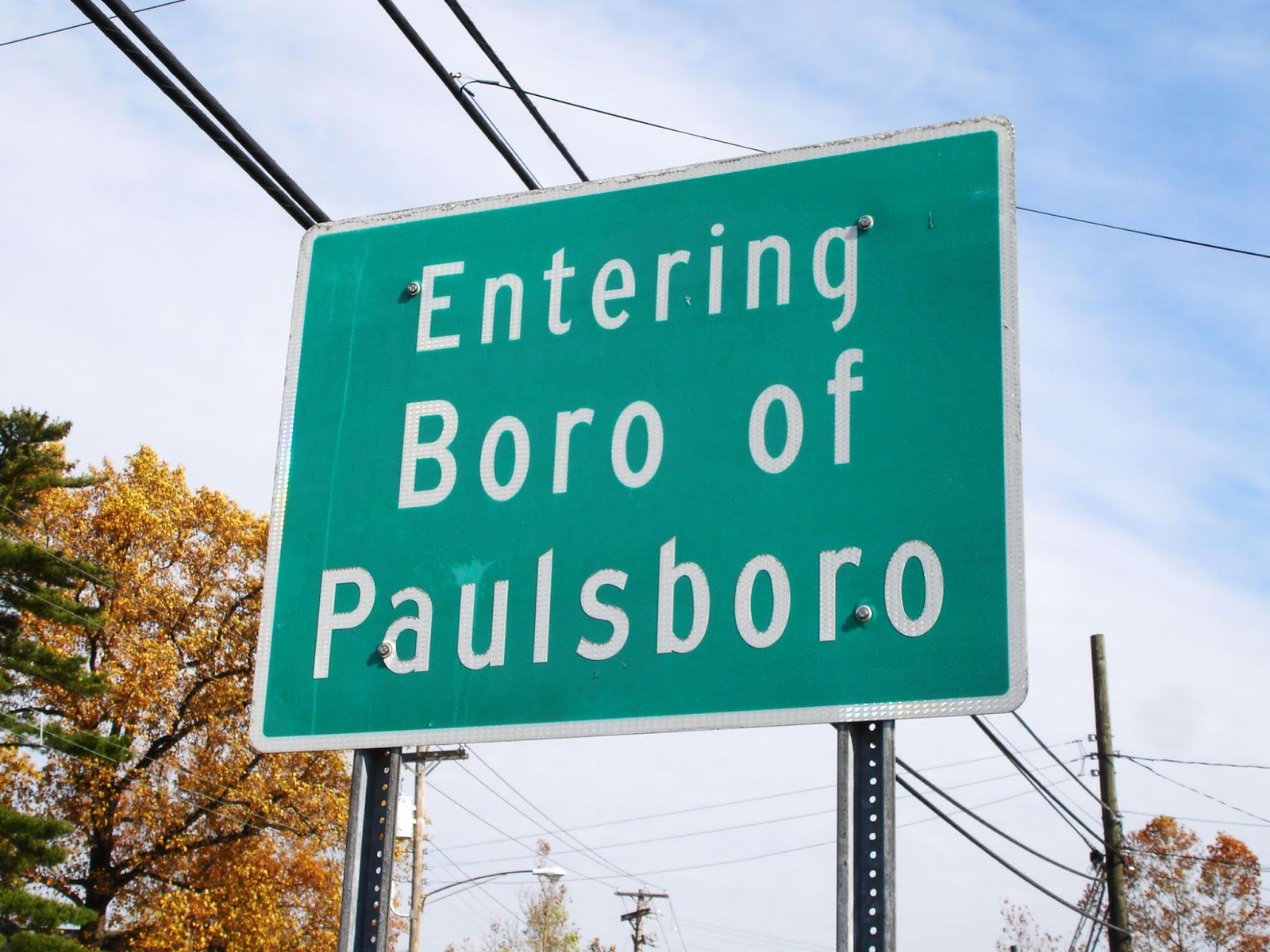 welcome to paulsboro new jersey 2006 map shows the distribution of all boros in the u s source djz and djh using gnis