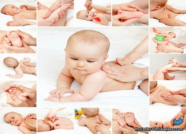 Panduan urut bayi