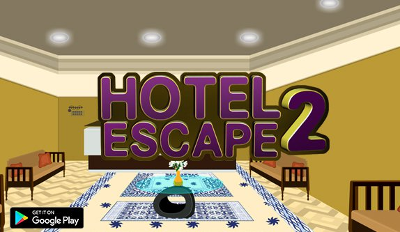 KnfGames Hotel Escape 2 Walkthrough