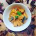 Butternut squash Thai curry