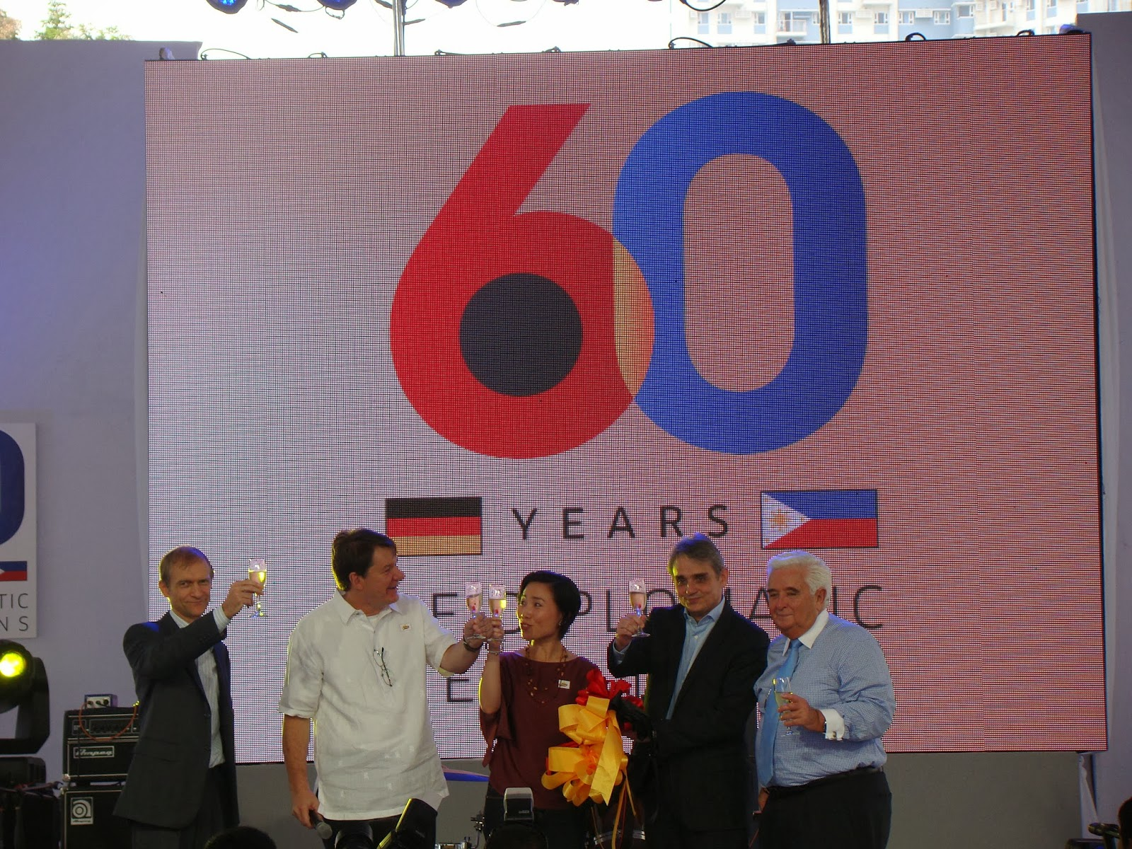 philippines and germany relationship with austria