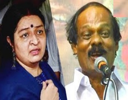 Dindugal Leoni Comedy Speech on Poes Garden Incident