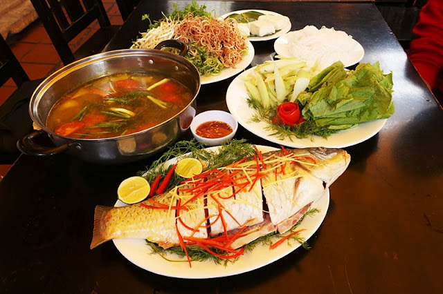 Why carp hotpot sells like hot cakes in Vietnam 2