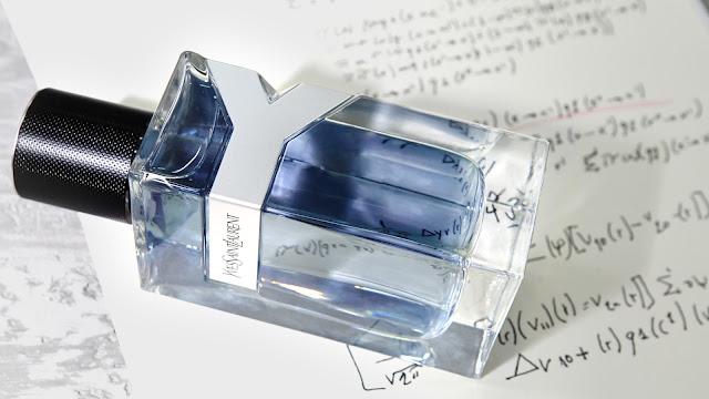 """""""Y"""" de Yves Sant Laurent en nuevo perfume de mi chico. Lo conoces"""""""
