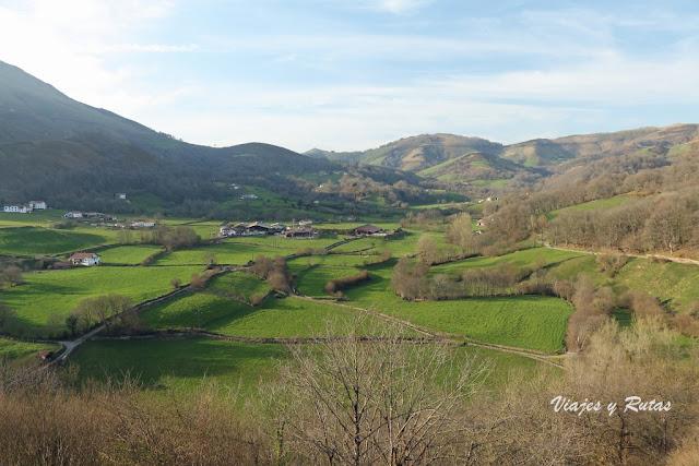 Castillo de Amaiur, Navarra