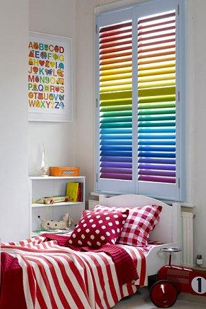 Decorating theme bedrooms  Maries Manor rainbow theme bedrooms  rainbow bedroom decorating