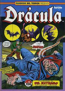Clásicos del Terror Drácula 14 / Gil Kane