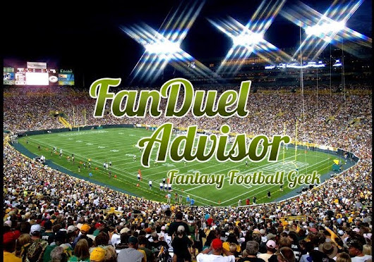 The Geek's Week 13 Daily Fantasy Football Player Picks and Vegas Lines Analysis For Fanduel and Draftkings DFS Lineups