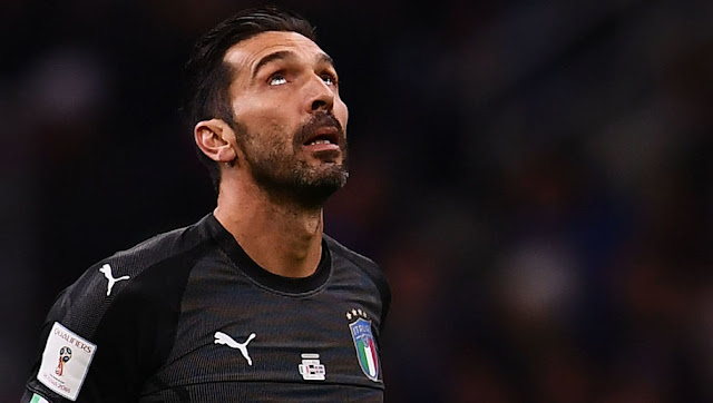 Buffon coupe du monde Italie