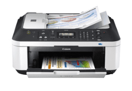 Image Canon PIXMA MX340 Printer Driver