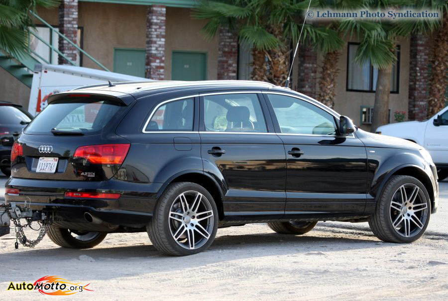 Audi Q7 Design | ART RACING