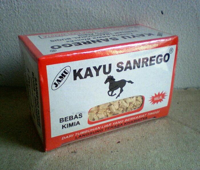 Jual Serbuk SANREGO Horse Kemasan Sachet di Surabaya