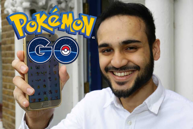 Ahmed Ali is the first Pokémon Go master to catch all pokemon