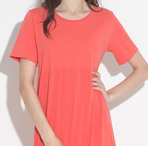 Modal Short Sleeved Dress