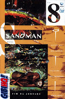 Sandman #48 - Vidas Breves: Parte 8