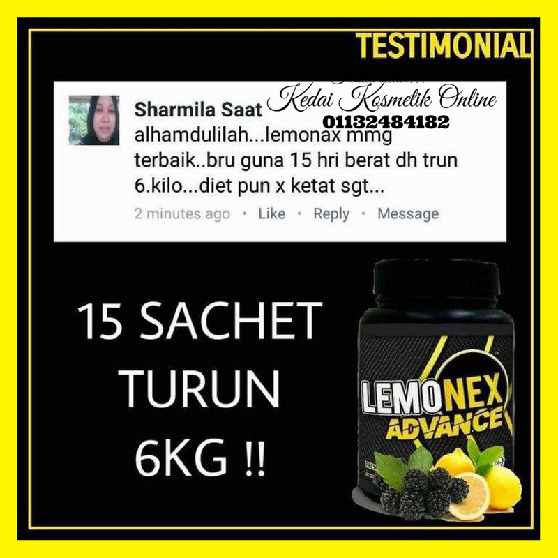 LEMONEX ADVANCED ORIGINAL