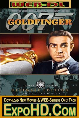 Gold finger 1964 Dual Audio 480p    BluRay 720p    700MB    G.Drive [Watch Online]