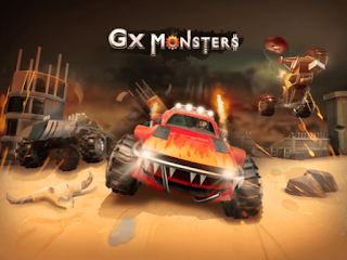 GX Monsters Apk - Free Download Android Game