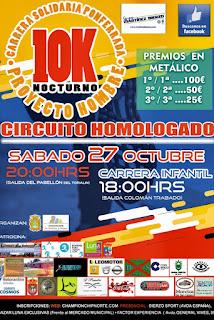 Clasificaciones 10 Km Ponferrada