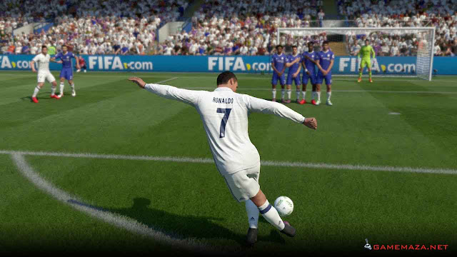 FIFA 17 Gameplay Screenshot 2