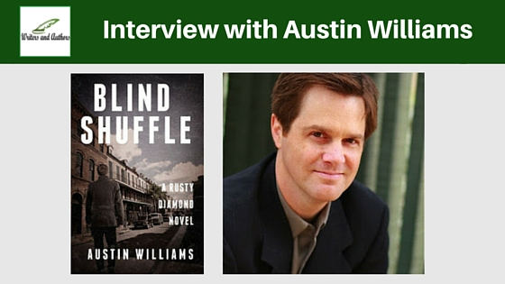 Interview with Austin Williams #author #Books