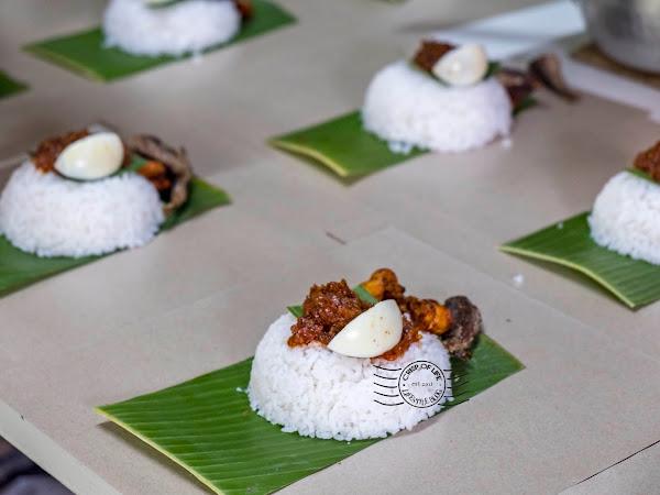 The Hidden Chinese C.J's Nasi Lemak @ Sungai Dua, Penang