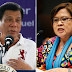 De Lima on Korean's businessman death: This is not the sole fault of Bato, but mostly of his president