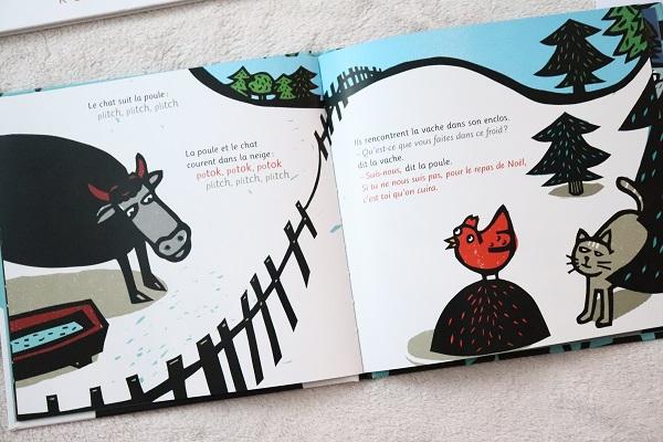 livre avec des animaux