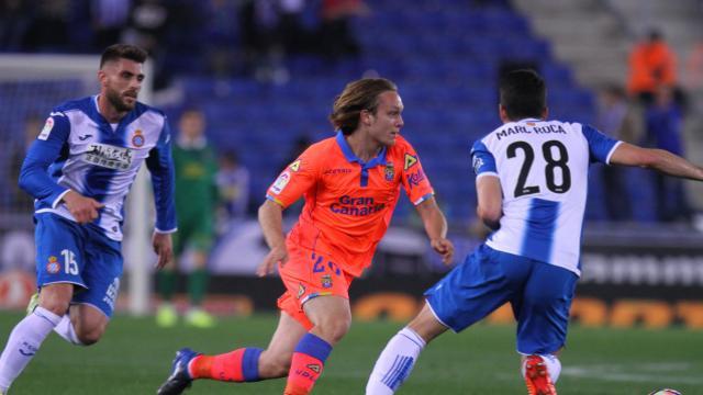 Halilovic fue el mas ofensivo de la Unión Deportiva