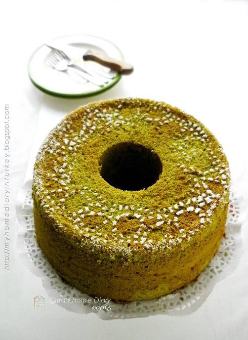 Best Spinach Chiffon Cake / Chiffon cake bayam. #chiffoncake #spinachcakerecipe #kidsfriendlyfood #bake #cakebayam #chiffoncakerecipe #chiffonbayam #greencolorcake #ıspanakşifonkek