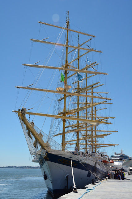 Royal Clipper 5 masts