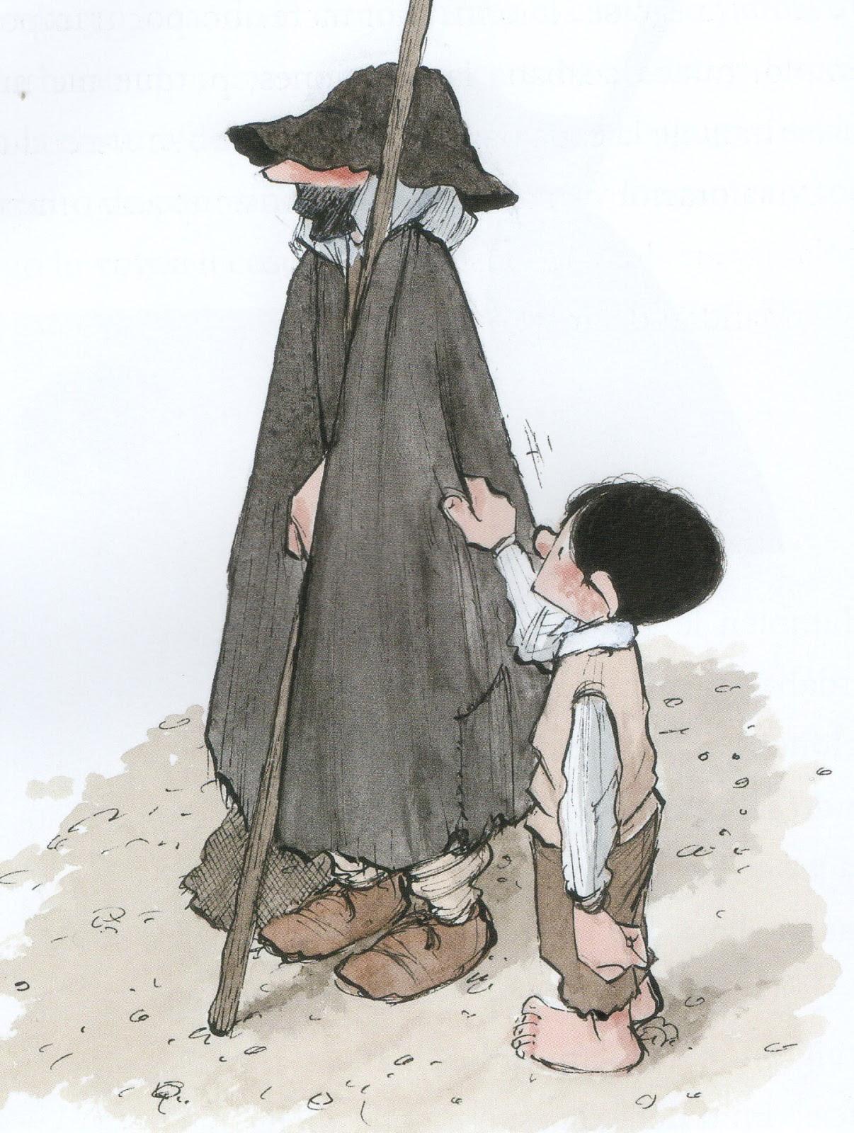 Reseña: EL LAZARILLO DE TORMES. Versión para niños por