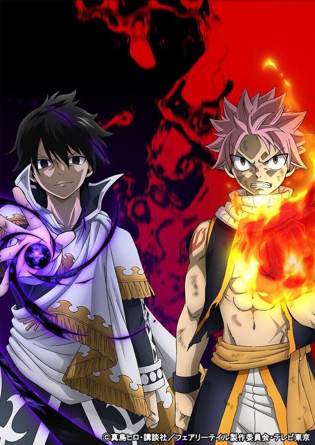 Temporada final de Fairy Tail estrenará el 7 de octubre