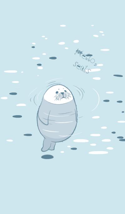 Hello,seals.