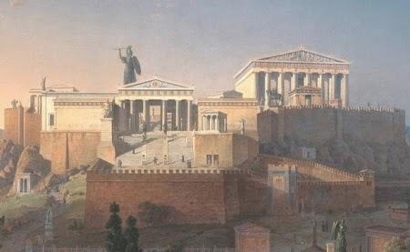 Arte semplice e poi l 39 architettura nell 39 antica grecia tra for Cucinare nei vari dialetti italiani