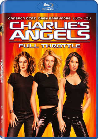 Charlies Angels 2 2003 BluRay 300MB Hindi Dubbed 480p Watch Online Full Movie Download bolly4u