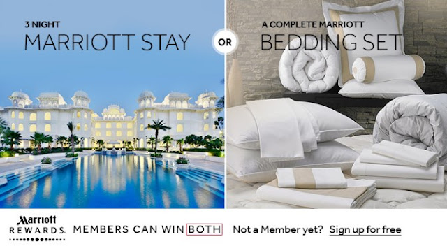 The Shop Marriott Sweepstakes
