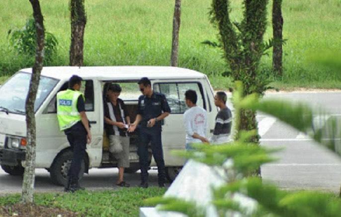 Selebriti Taiwan Bongkar Sikap Rasuah Polis Malaysia di Rancangan TV Popular