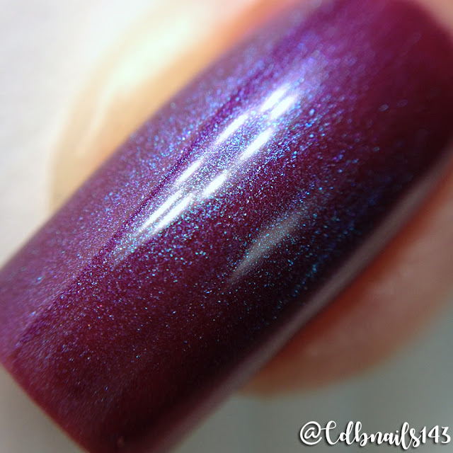 Lollipop Posse Lacquer-Passion Fruit