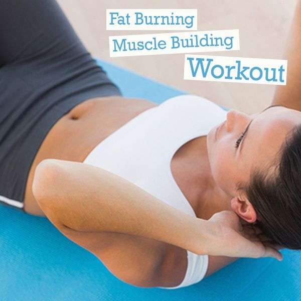 Fat Burning Muscle Building Workout