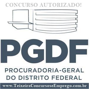 Concurso Público Procuradoria-Geral do DF