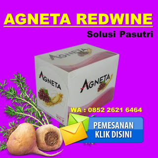 agneta redwine Kab. Way Kanan