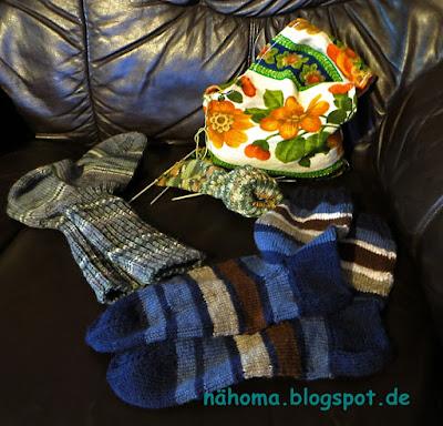 Cordula und Socken Post