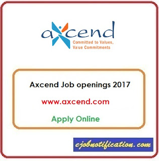 Axcend Hiring Freshers Application Engineer Jobs In Bangalore Apply Online