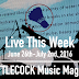 Live This Week: June 26th-July 2nd, 2016