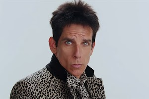 "Ben Stiller in the new trailer for the movie ""Zoolander-2"""